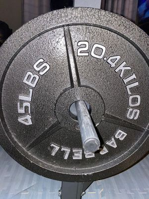 Barbell plates for Sale in Culver City, CA