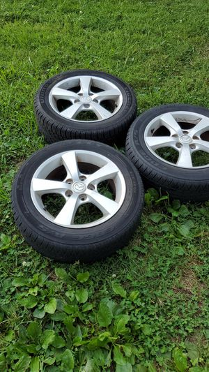 Rims fit on honda civic for Sale in Charlotte, NC