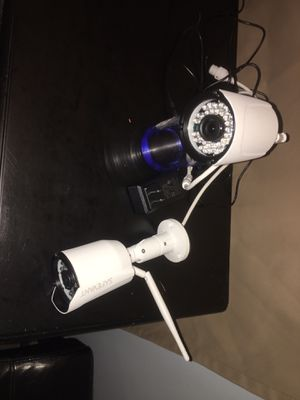 Safevant wireless Home security Camera system Wifi for Sale in Pearl River, LA