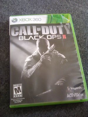 COD BLACK OPS 2 XBOX for Sale in Raleigh, NC