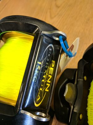 Penn 15kg 2 speed fishing reel for Sale in Palm Springs, FL