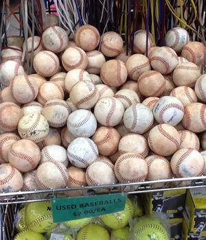 Used Baseballs! for Sale in Phoenix, AZ