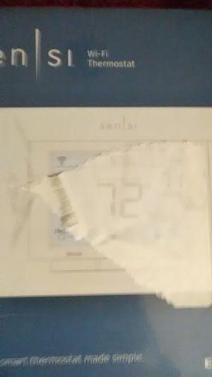 2 *brand new*Emerson sensi wifi thermostat for Sale in Sacramento, CA
