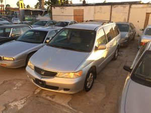 Honda Odyssey 2001 runs great ! Smogged ✅ for Sale in San Diego, CA