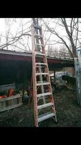 10 ft a frame ladder for Sale in Seattle, WA