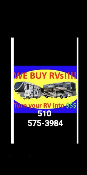 All RVs and travel trailers for Sale in Hayward, CA