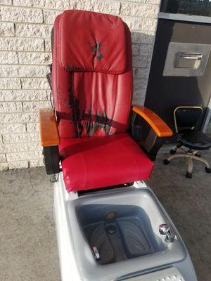 Pedicure chair $150obo for Sale in Bedford, VA