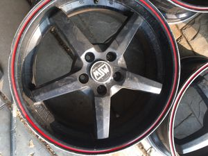 "19"" rims 5 lug 5x114 for Sale in Jurupa Valley, CA"