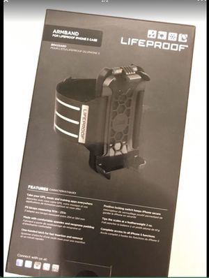 Lifeproof Armband for iPhone 5 and 5S for Sale in Hialeah, FL