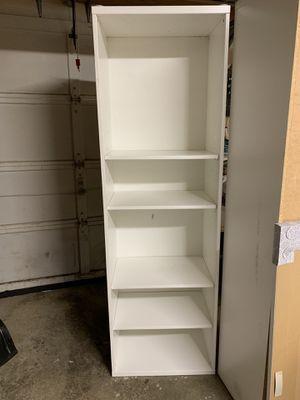White Bookshelves for Sale in Kent, WA