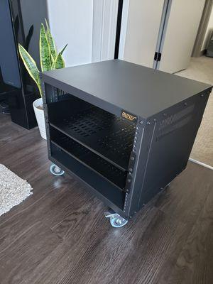 Auray 8ru home server rack AV Crestron Marantz Ubiquiti for Sale in Henderson, NV