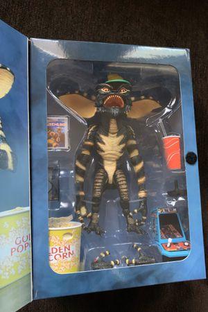 GameStop exclusive NECA Gremlins Gamer Gremlin Exclusive Action Figure Ultimate Version for Sale in Los Angeles, CA
