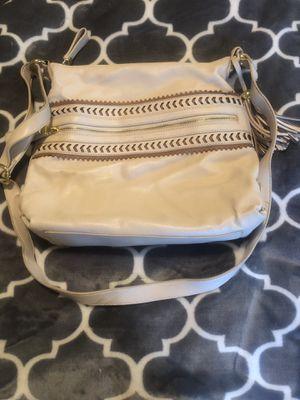 Jessica Simpson cream boho purse for Sale in Austin, TX