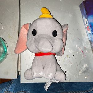 authentic disney parks dumbo plushie for Sale in Miami, FL