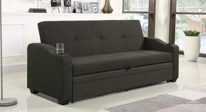 New Chase Adjustable Sofa Bed Futon (see all images) for Sale in Miami, FL
