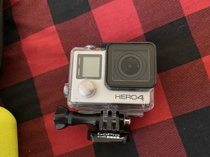 GoPro Hero 4 Black with accessories for Sale in San Jose, CA