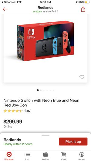 Brand New Switch for Sale in Highland, CA