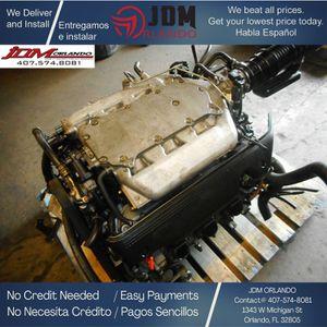 2003 2004 2005 2006 ACURA MDX 3.5L SOHC VTEC ENGINE JDM J35A for Sale in Orlando, FL