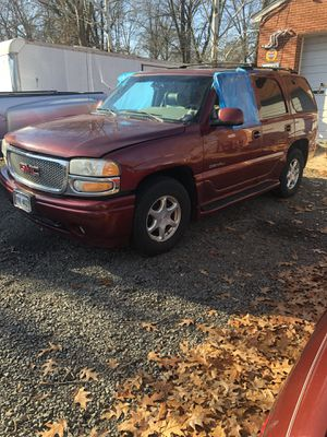 2001 Denali PART OUT PARTS ONLY for Sale in Manassas Park, VA