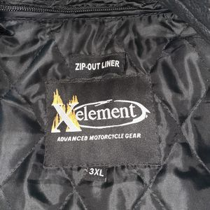 XELEMENT LATHER JACKET for Sale in Murfreesboro, TN