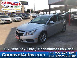2014 Chevrolet Cruze for Sale in Dallas, TX