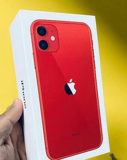 iPhone 11 Red Att Tmobile Metro Cricket (Finance for $50 down, take home now) for Sale in Carrollton,  TX