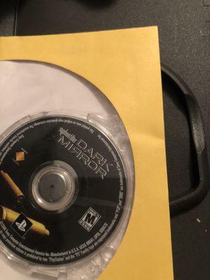 PSP dark Mirror game for Sale in Chandler, AZ