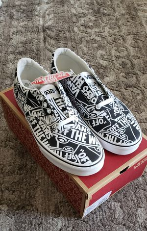 Vans Size and 8.5 men for Sale in Los Angeles, CA