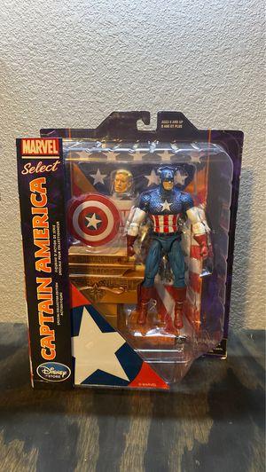 Marvel select: Captain America for Sale in San Benito, TX