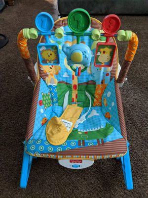 Fisher Price vibrating rocking chair for Sale in Swanton, OH
