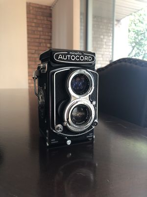 Film camera TLR for Sale in Lisle, IL