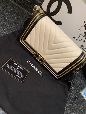 Authentic Chanel Small Boy Handbag for Sale in Norcross, GA