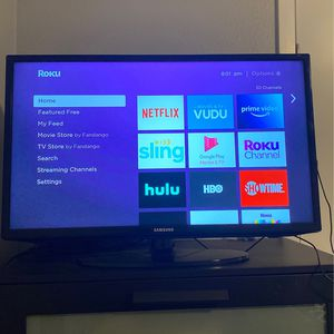 Samsung 32 Smart Tv for Sale in Federal Way, WA