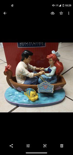 Disney Figurine- Little Mermaid for Sale in Tarpon Springs, FL