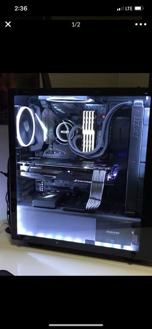 Gaming pc high end!!!!! for Sale in Rolling Meadows, IL