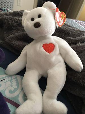 RARE VALENTINO BEANIE BABY for Sale in Billerica, MA