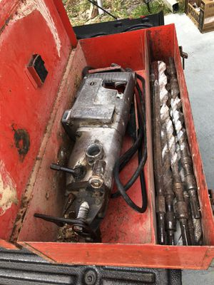 Milwaukee rotary hammer drill/jackhammer for Sale in Land O' Lakes, FL