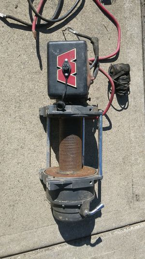 M12000 warn winch for Sale in North Plains, OR