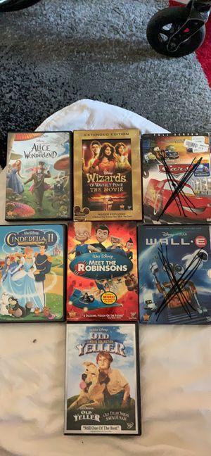 Disney dvd movies for Sale in Glendora, CA