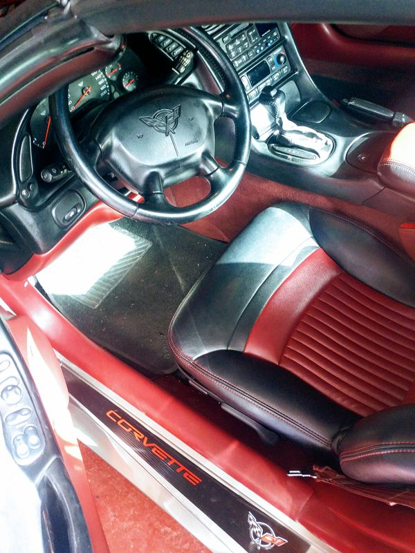 1999 Chevy Corvette it has ZR1 suspension ZR1 rims you have to see the car in person it has Corsa exhaust system rebuilt engine the car is super clean