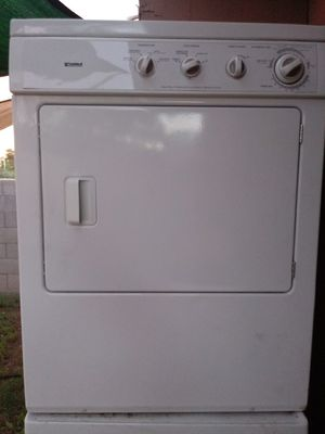 Kenmore stackable dryer for Sale in Tempe, AZ