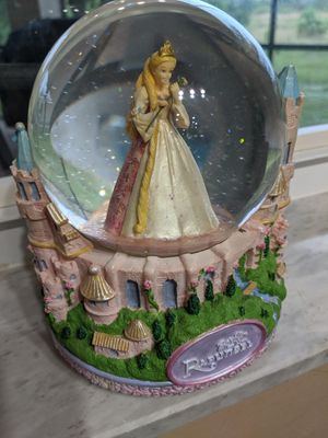 Barbie Disney Snow Globe for Sale in Naples, FL