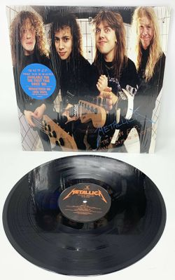 "Metallica The $5.98 E.P. Garage Days Re-Revisited 12"" LP Vinyl for Sale in Palos Hills,  IL"