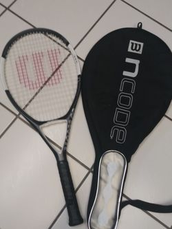 Wilson Tennis Racket Great Condition for Sale in Federal Way,  WA