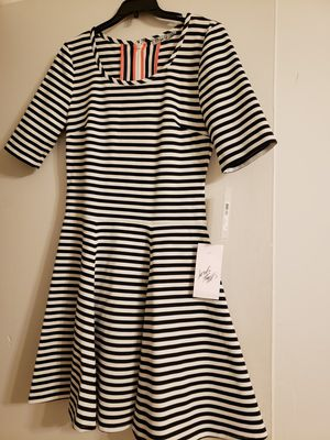Striped fit and flare dress by Eliza J for Sale in Baldwin Park, CA