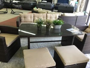 Mollai outdoor furniture collection for Sale in Houston, TX