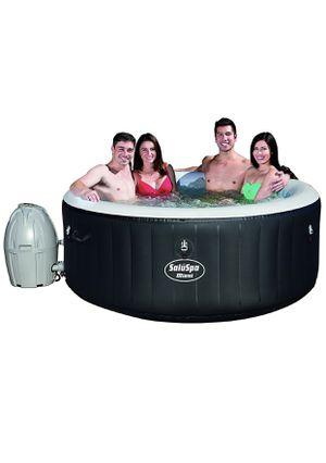 Bestway SaluSpa Miami Inflatable Hot Tub, 4-Person AirJet Spa BRAND NEW IN HAND!! for Sale in El Camino Village, CA