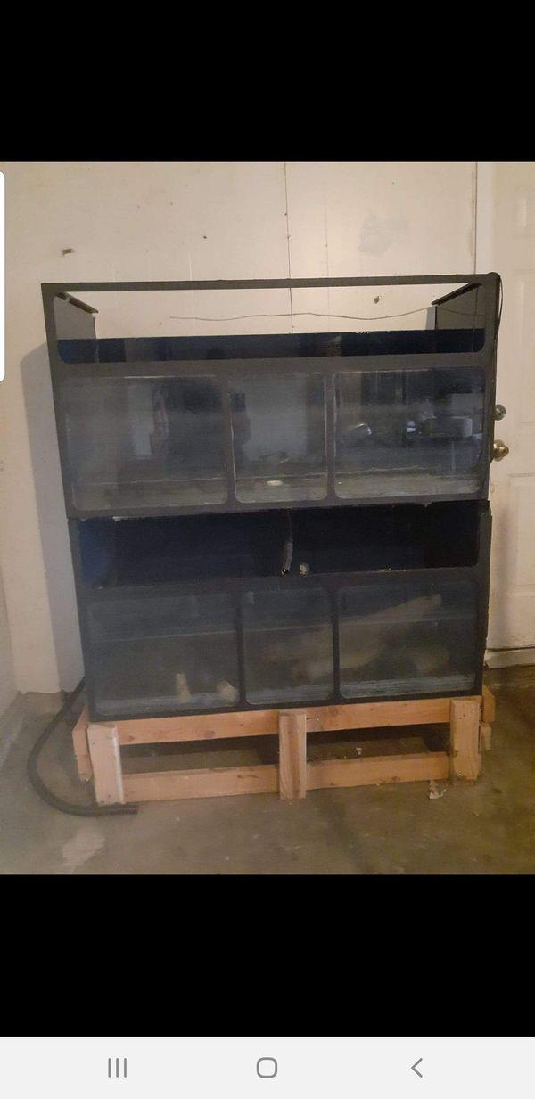 75 Gallon Aquarium Fish Tanks