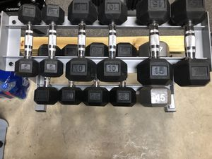 Dumbbell set for Sale in Murfreesboro, TN