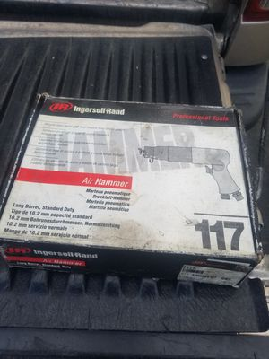 Ingersoll Rand air hammer kit 117k for Sale in St. Louis, MO